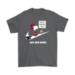 Atlanta Falcons Are Number One - Just Bow Down Snoopy Shirts | Atlanta Falcons Football Just Do It Mashup Nfl