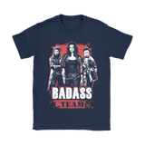 Badass Team The Walking Dead Shirts | Ezekiel Maggie Greene Sasha William Team The Walking Dead