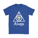 Always Love The Indianapolis Colts x Harry Potter Mashup Shirts