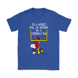 Be A Cardinals Fan Arizona Cardinals x Snoopy Mashup Shirts