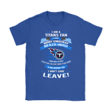 A Tennessee Titans Fan Merry Christmas God Bless America Shirts