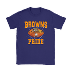 Browns Pride Proud Of Cleveland Browns Football Shirts | Cleveland Browns Football Nfl Pride Sport