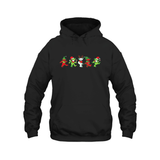 Grateful Dead Jingle Jerry Bears Greeting Christmas Shirts