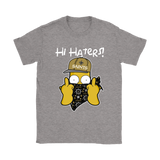 The Simpsons Christmas Gangster Hi Hater New Orleans Saints Shirts