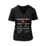 ACC Coach Rookie Player Of The Year Clemson Tigers Football Shirts
