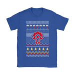 World Of Warcraft Merry Christmas The Horde Shirts | Christmas Holiday The Horde Video Game World Of Warcraft