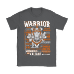 World Of Warcraft Warrior Vigourous Valiant Shirts | Job Class Rpg Tank Tank Role Video Game