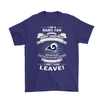 A Los Angeles Rams Fan Merry Christmas God Bless America Shirts