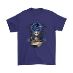 Vancouver Canucks Jack Skellington This Is Halloween Nhl Shirts | Disney Halloween Ice Hockey Jack Skellington Mashup