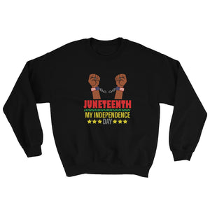 """Juneteenth"" Sweatshirt"