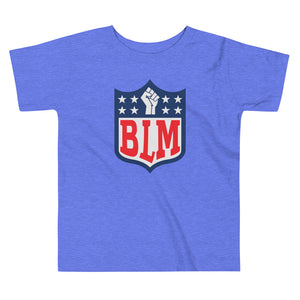 """BLM"" Toddler Short Sleeve Tee"