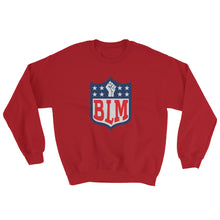 "Load image into Gallery viewer, ""BLM"" Sweatshirt"