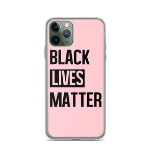 """Black Lives Matter"" iPhone Case"