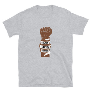 """Black Lives Matter Fist"" Unisex T-Shirt"