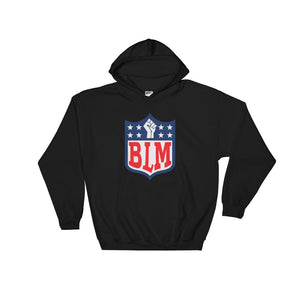 """BLM"" Hooded Sweatshirt"