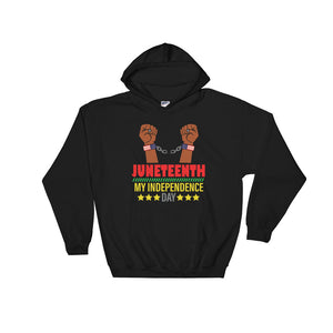 """Juneteenth"" Hooded Sweatshirt"