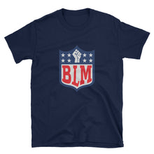 "Load image into Gallery viewer, ""BLM"" Unisex T-Shirt"