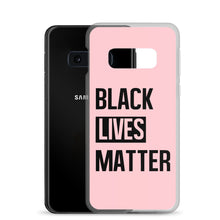 "Load image into Gallery viewer, ""Black Lives Matter"" Samsung Case"