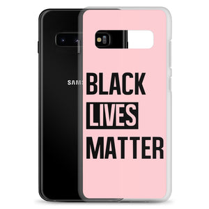 """Black Lives Matter"" Samsung Case"