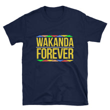 "Load image into Gallery viewer, ""Wakanda Forever"" Unisex T-Shirt"