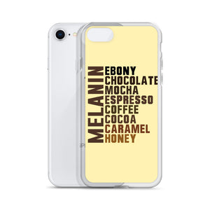 """Melanin Flavors"" iPhone Case"