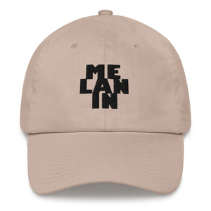 """Melanin"" Dad Hat"