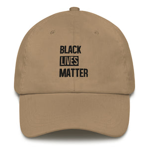 """Black Lives Matter"" Dad Hat"