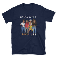 "Load image into Gallery viewer, ""Queens"" Unisex T-Shirt"