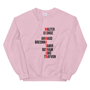 """We Matter"" Unisex Sweatshirt"