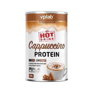 HOT DRINK CAPPUCCINO PROTEIN