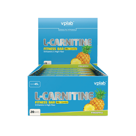 L-CARNITINE FITNESS BAR