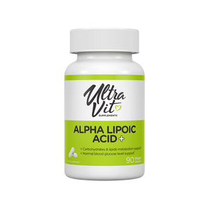 UltraVit ALPHA LIPOIC ACID+