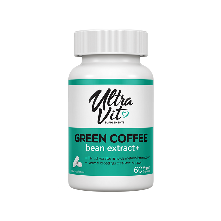GREEN COFFEE BEAN EXTRACT+