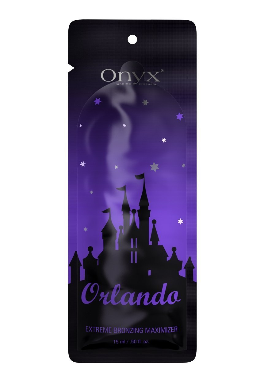 ORLANDO - bronzing intensifier for indoor tanning packet