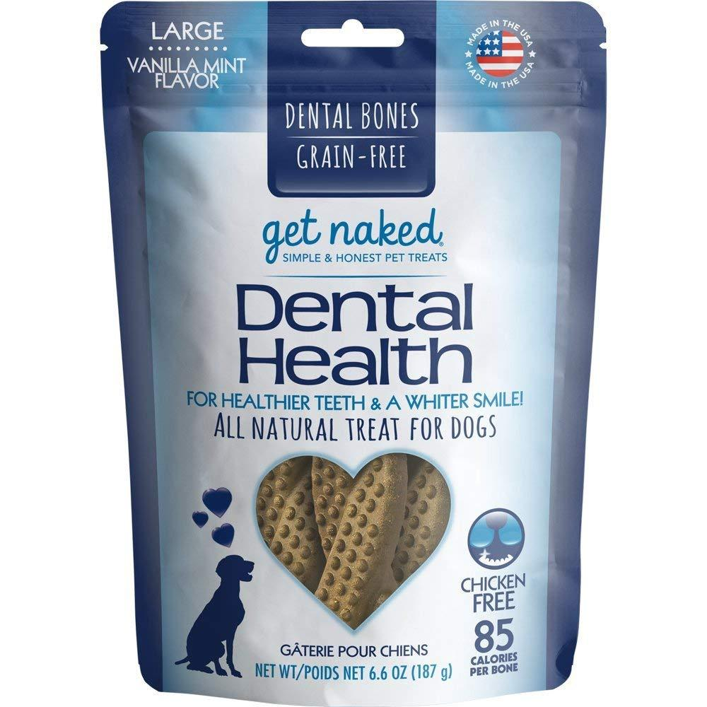Get Naked - Dental Health Bones Large 6.6oz