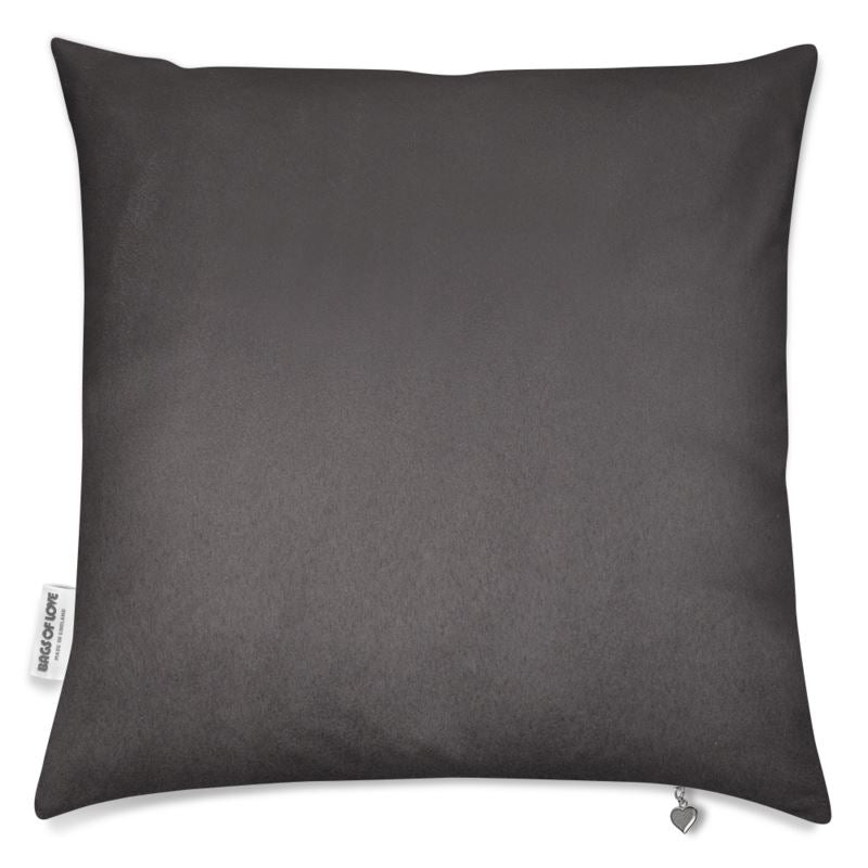 "Light Grey ""Fallen"" Luxury Cushion"