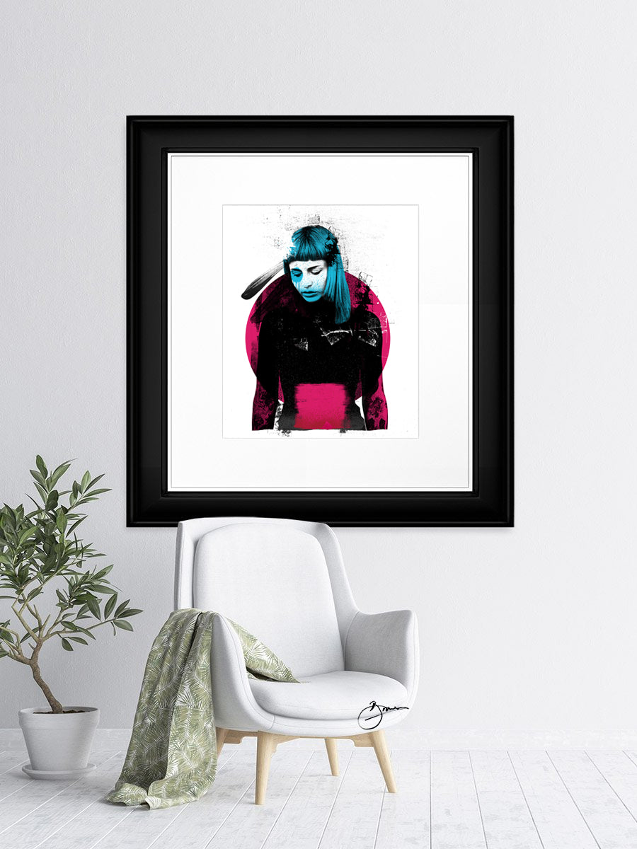 Attitude - Urban Punkz Limited Edition Prints