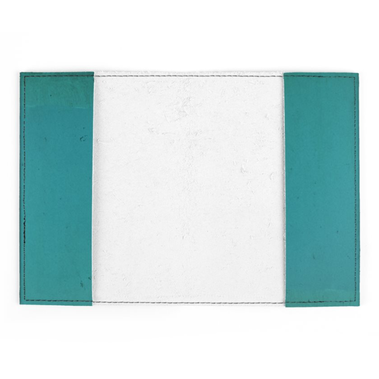 Urban Punkz Turquoise Passport inside cover