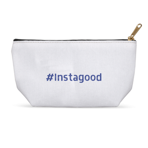 Instagood Cosmetic Bag, Accessory Pouches