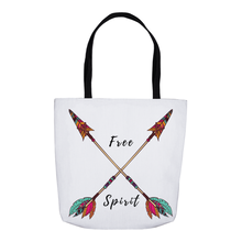 Load image into Gallery viewer, Free Spirit Tote Bags