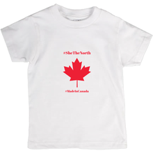 Load image into Gallery viewer, She the North Youth T-Shirts!