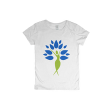 Load image into Gallery viewer, Yoga Tree of Life Woman T-Shirt XS to XXL