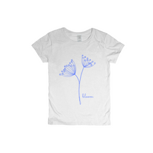 Load image into Gallery viewer, BLOOM T-Shirts for Women XS to XXL