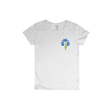 Load image into Gallery viewer, Yoga Tree of Life Woman Comfy T-Shirt XS to XXXL