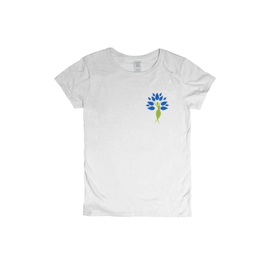 Yoga Tree of Life Woman Comfy T-Shirt XS to XXXL