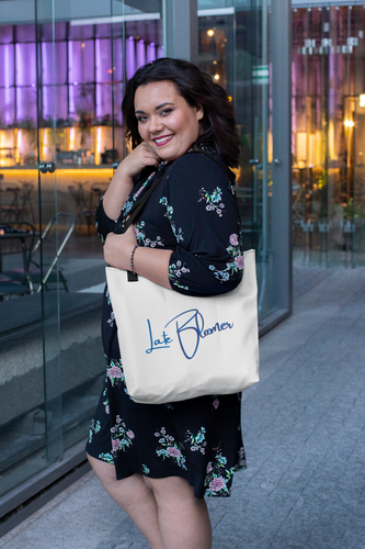 Late Bloomer, Tote Bag  Three Sizes!