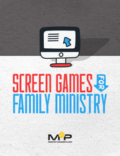 Load image into Gallery viewer, screen games online family ministry resources