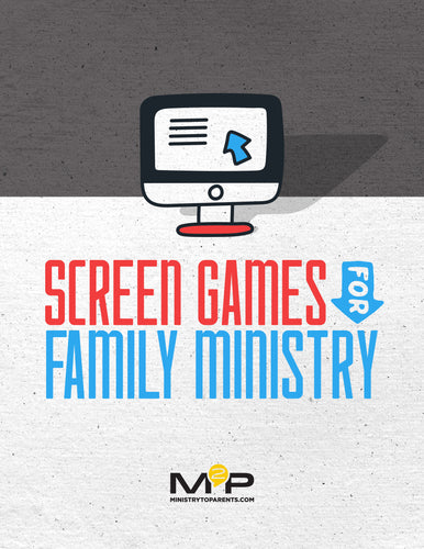 screen games online family ministry resources