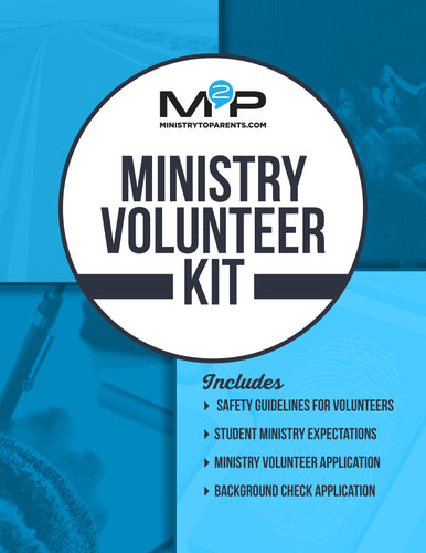 MINISTRY VOLUNTEER KIT