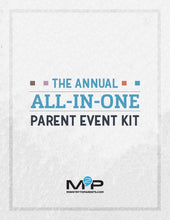 Load image into Gallery viewer, ANNUAL ALL-IN-ONE PARENT EVENT KIT